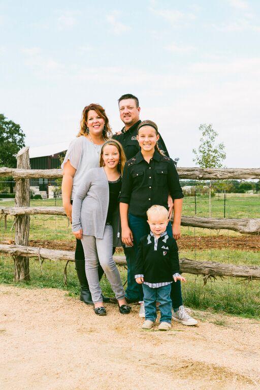 Landreth Family 2014